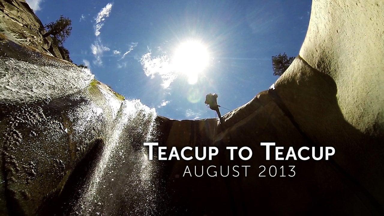 Teacup to Teacup - August 2013