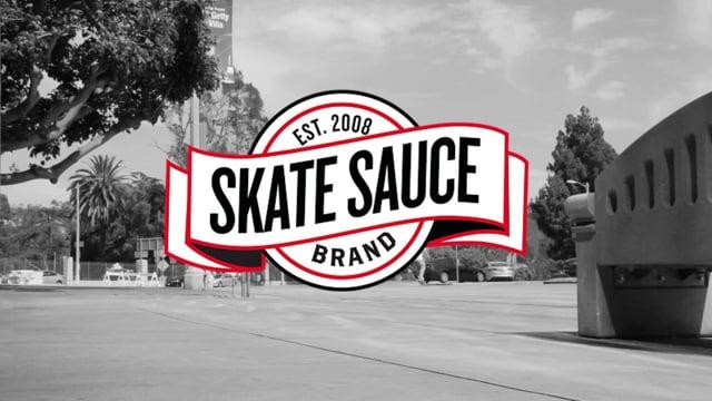 Brett Sube l Skate Sauce Commercial 006 from Skate Sauce