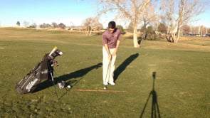 Ball Position For The Finesse Stroke