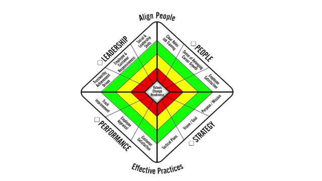 Dr. Cappy Leland: The Model of Organizational Health and Effectiveness