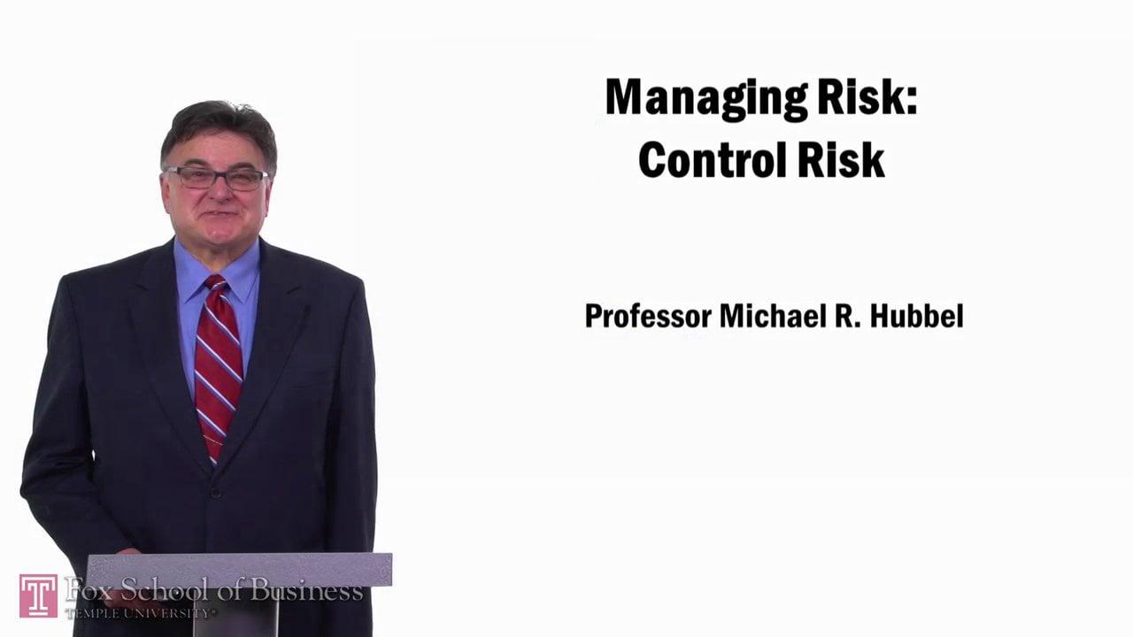 57692Control Risk