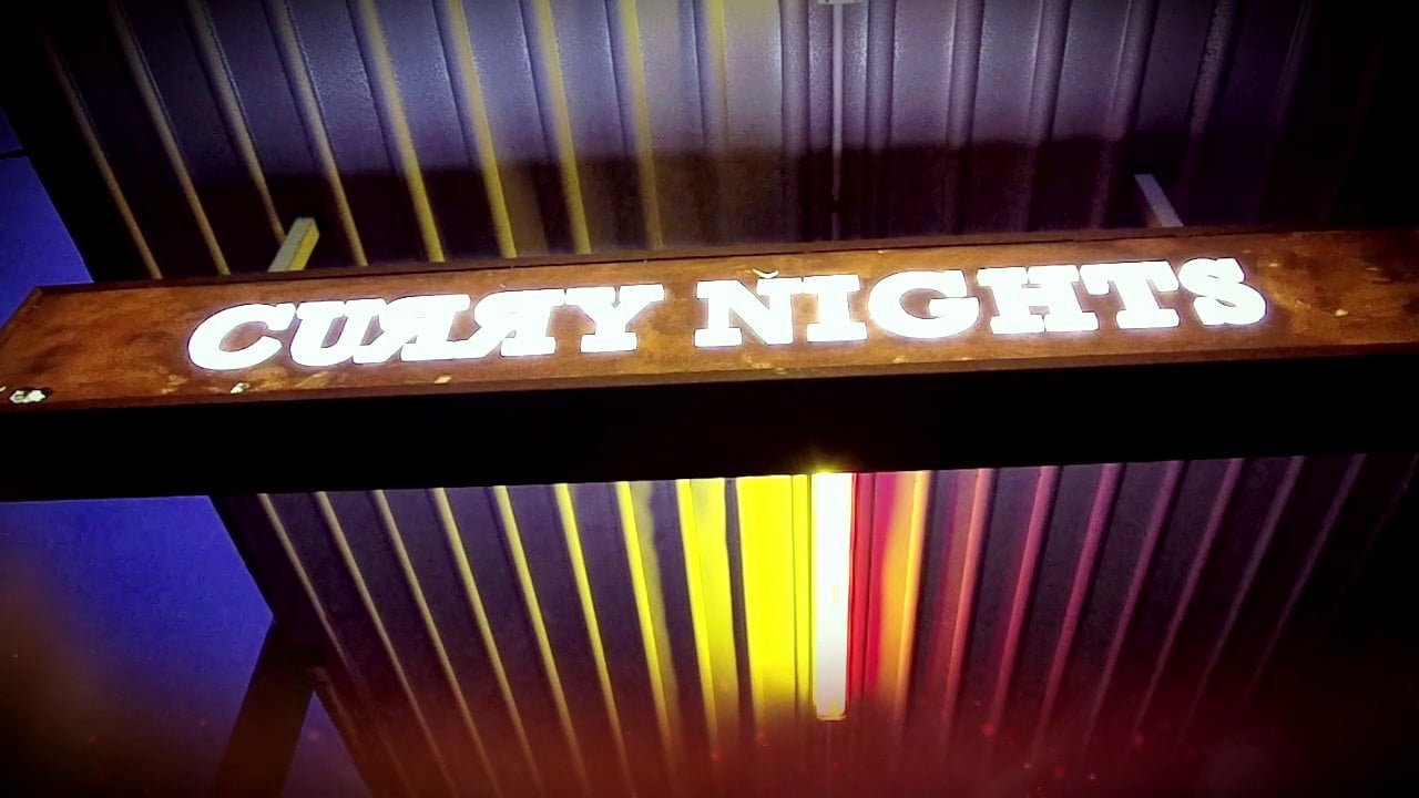 Curry Nights Restaurant By Fine Art Media
