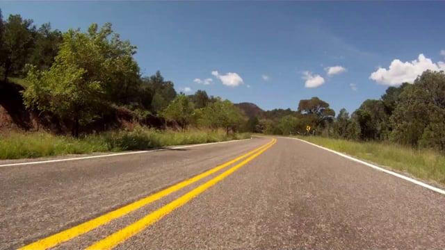 Kingston to Emory Pass on NM-152