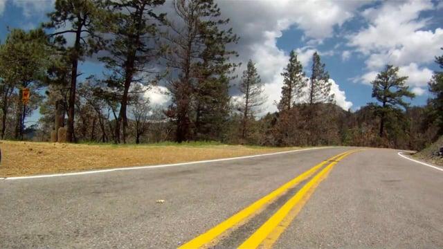 NM-152 from Emory Pass to San Lorenzo