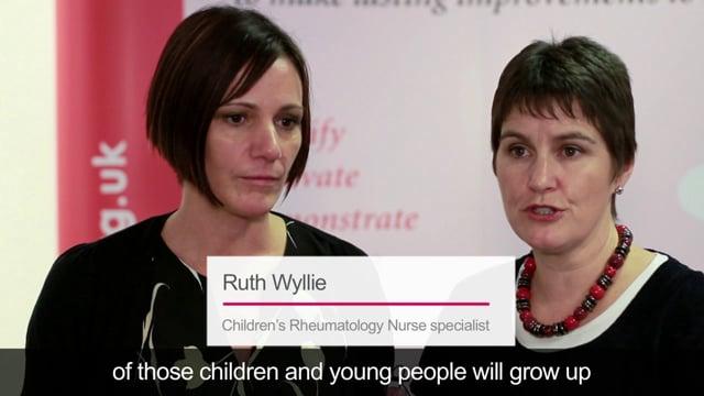 Viewpoint – Lucy Craig & Ruth Wyllie, Children's Rheumatology Service