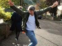Der tanzende Mann