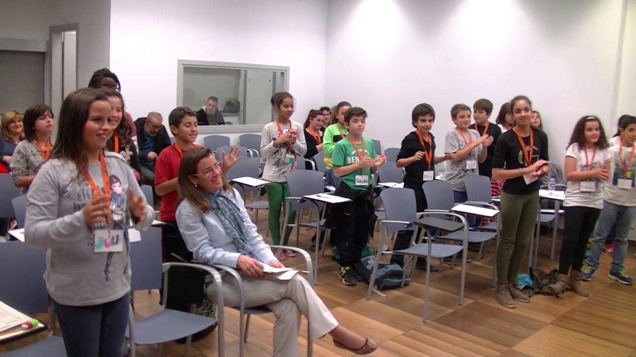 El Consell d'Infants de Badalona torna a funcionar