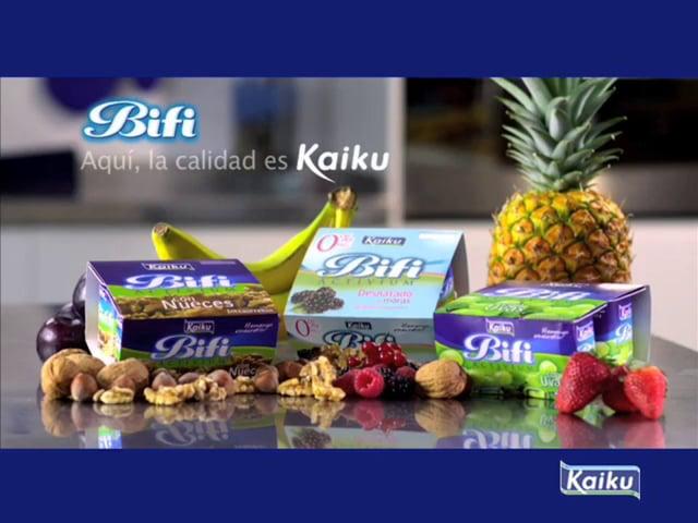 Spot Bifi Kaiku / Bifi Kaiku Spot