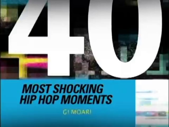 40 Most Shocking Hip Hop Moments - Warren G