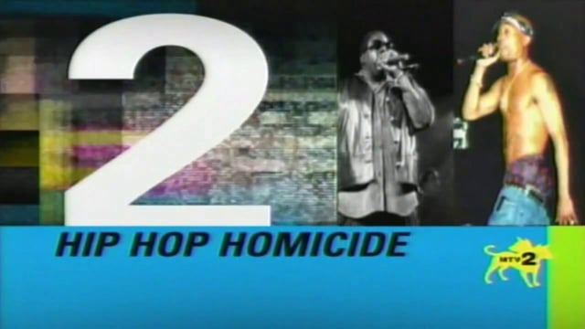 40 Most Shocking Hip Hop Moments- Tupac and Biggie