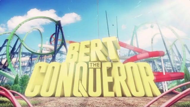 Bert The Conqueror - EP209