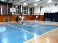 Futbalový zápas II.VS - III.VS