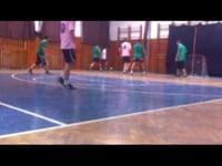Futbalový zápas II.VS - IV.VS-1.roč.