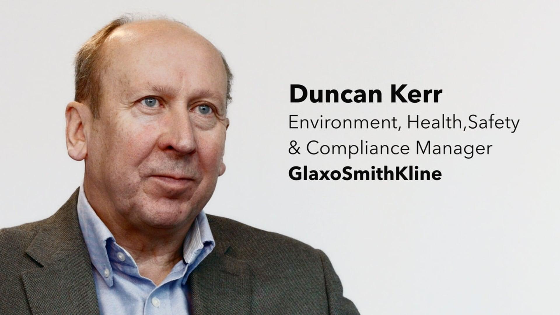 GlaxoSmithKline | Duncan Kerr