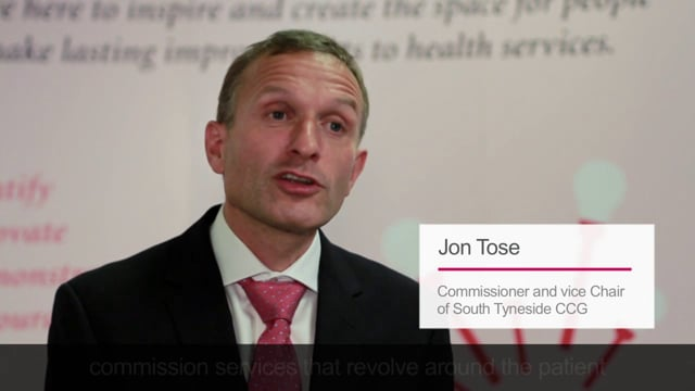 Viewpoint – Jon Tose, Vice Chair, South Tyneside CCG