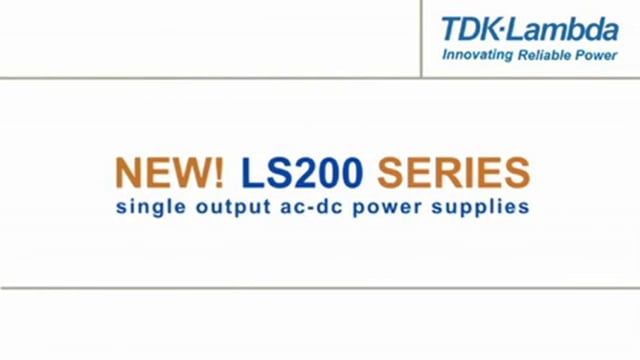 LS200 200W General Purpose Product Video
