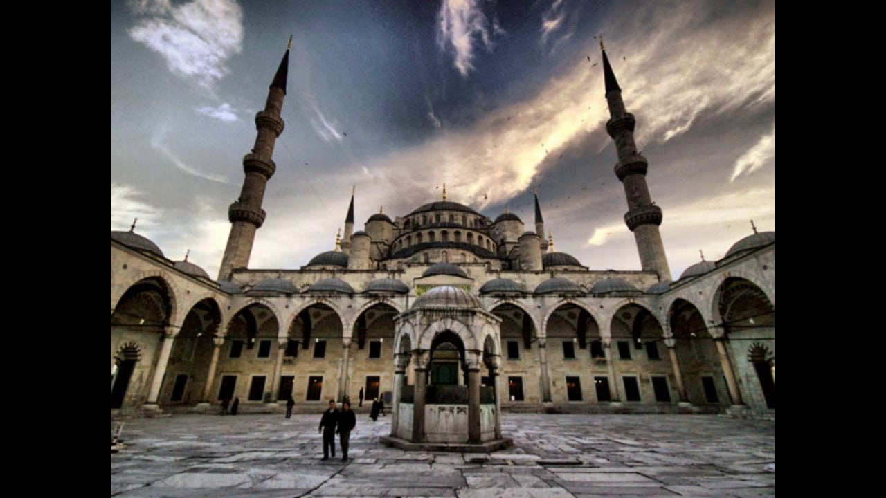Pillars of Islam Poem (MS | Level 3)