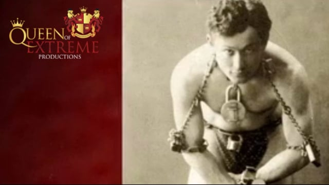Houdini's greatest handcuff challenge, the story told by Paul Zennon