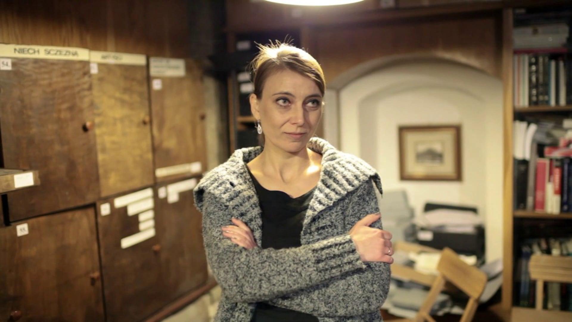 Liz and Z visit Tadeusz Kantor's archive in Kraków