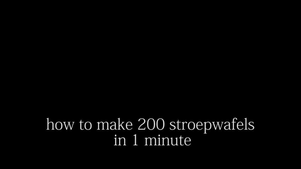 stroepwafels