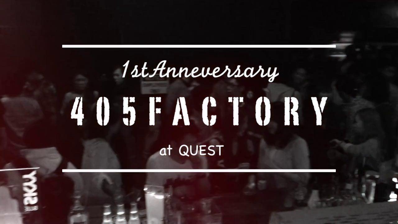 1st Anniversary