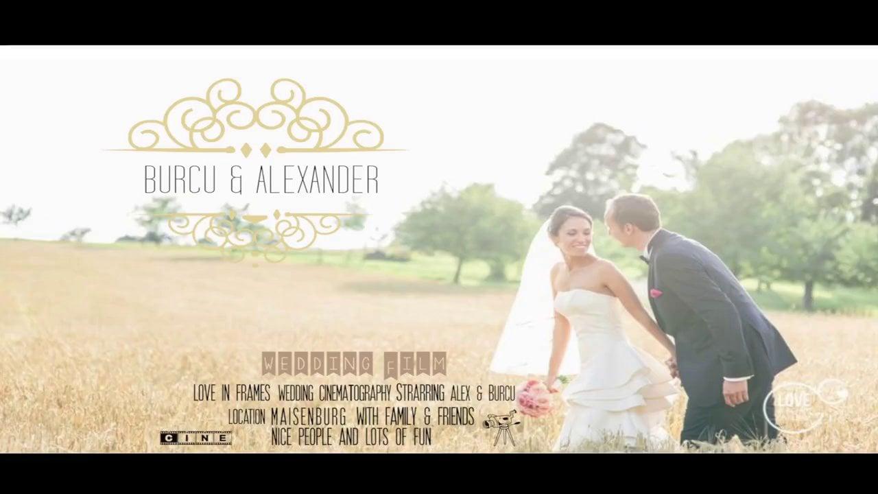 Burcu & Alex Trailer