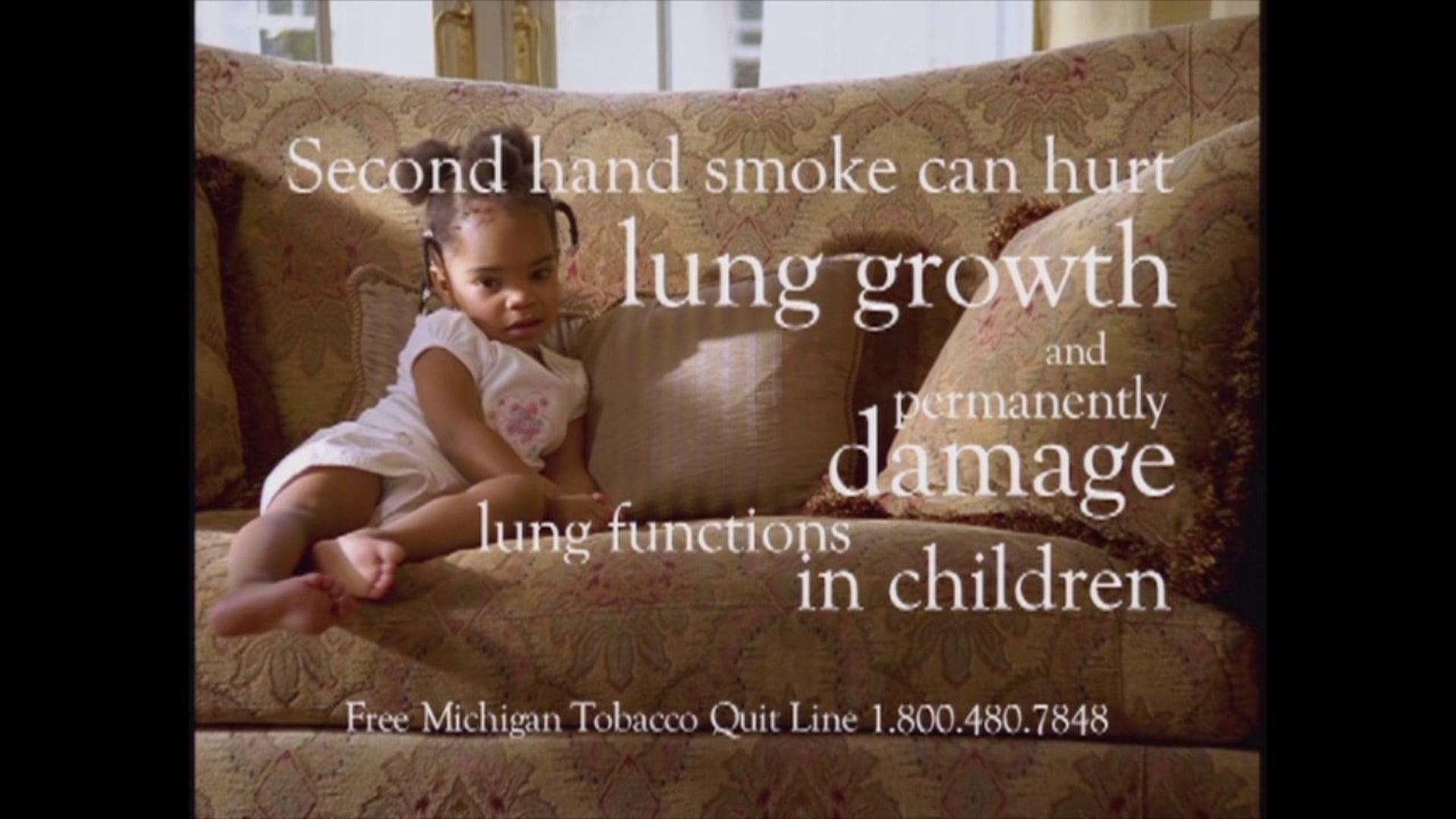 """It's Like They're Smoking""      Agency: Brogan & Partners"