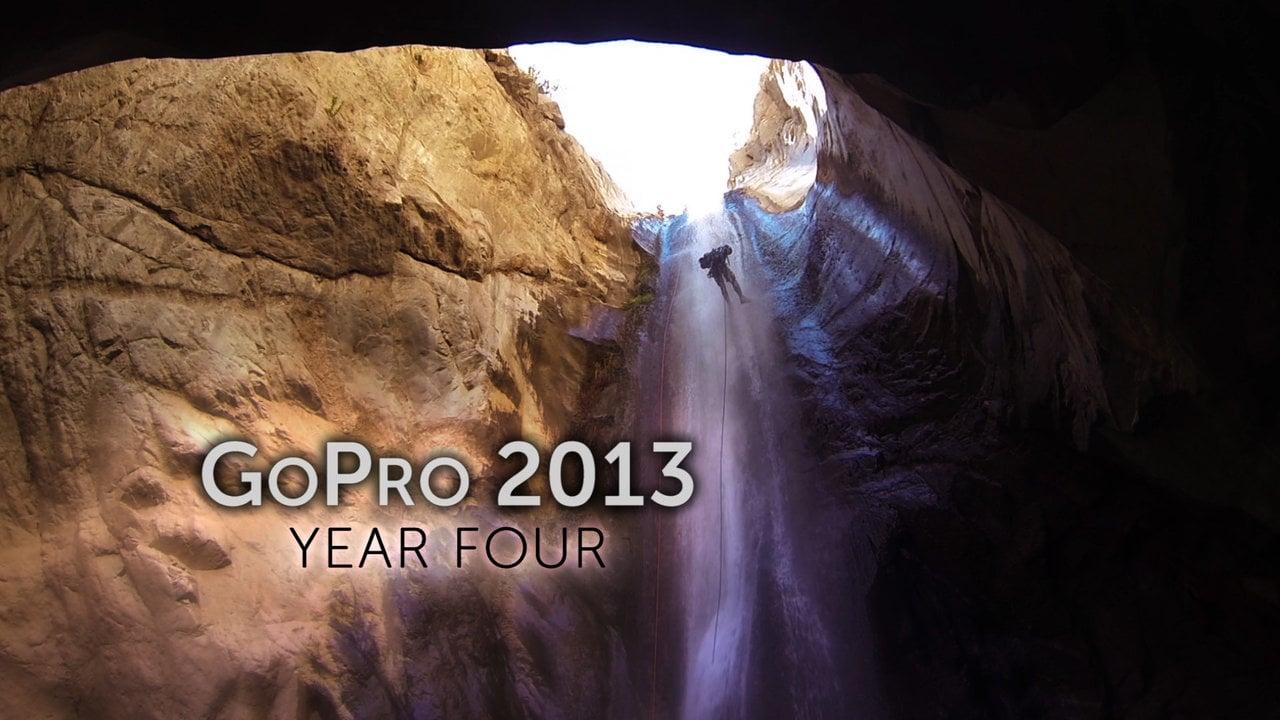 GoPro 2013 - Year Four