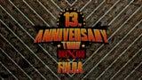 wXw 13th Anniversary Tour 2013: Fulda