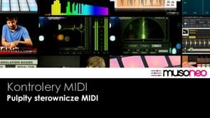 Pulpity sterownicze MIDI