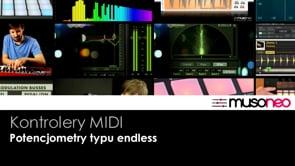 Potencjometry typu endless (enkodery)