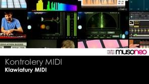 Klawiatury MIDI (przegląd rynku)
