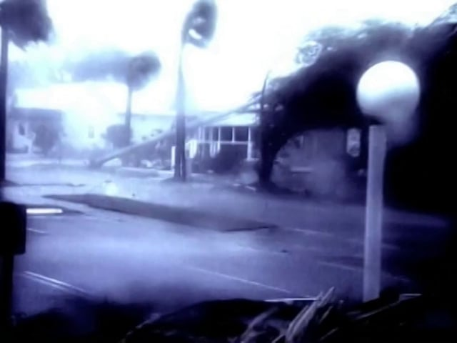 """""""Covering Charley""""/""""Storm Stories"""" -- The Weather Channel -- 2005"""