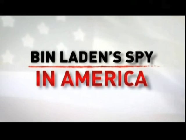 """""""Triple Cross: Bin Laden's Spy in America""""  -- National Geographic Channel -- 2006"""