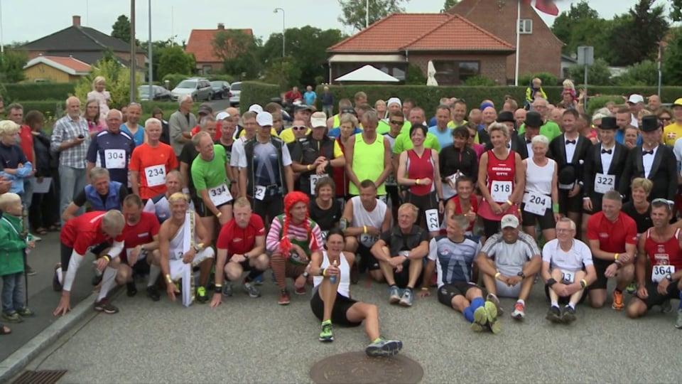 366 Marathons in one year