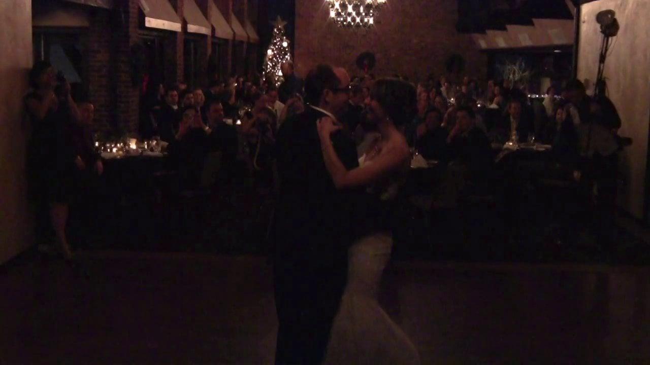 Jason and Ashley's Wedding Reception at Lakeview Lodge