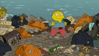The Simpsons: Principal Skinner saves Ralph thumbnail
