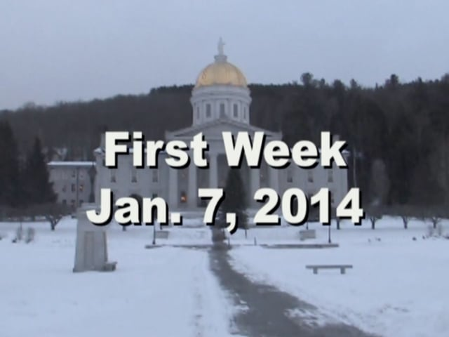 Under The Golden Dome 2014 Week 1