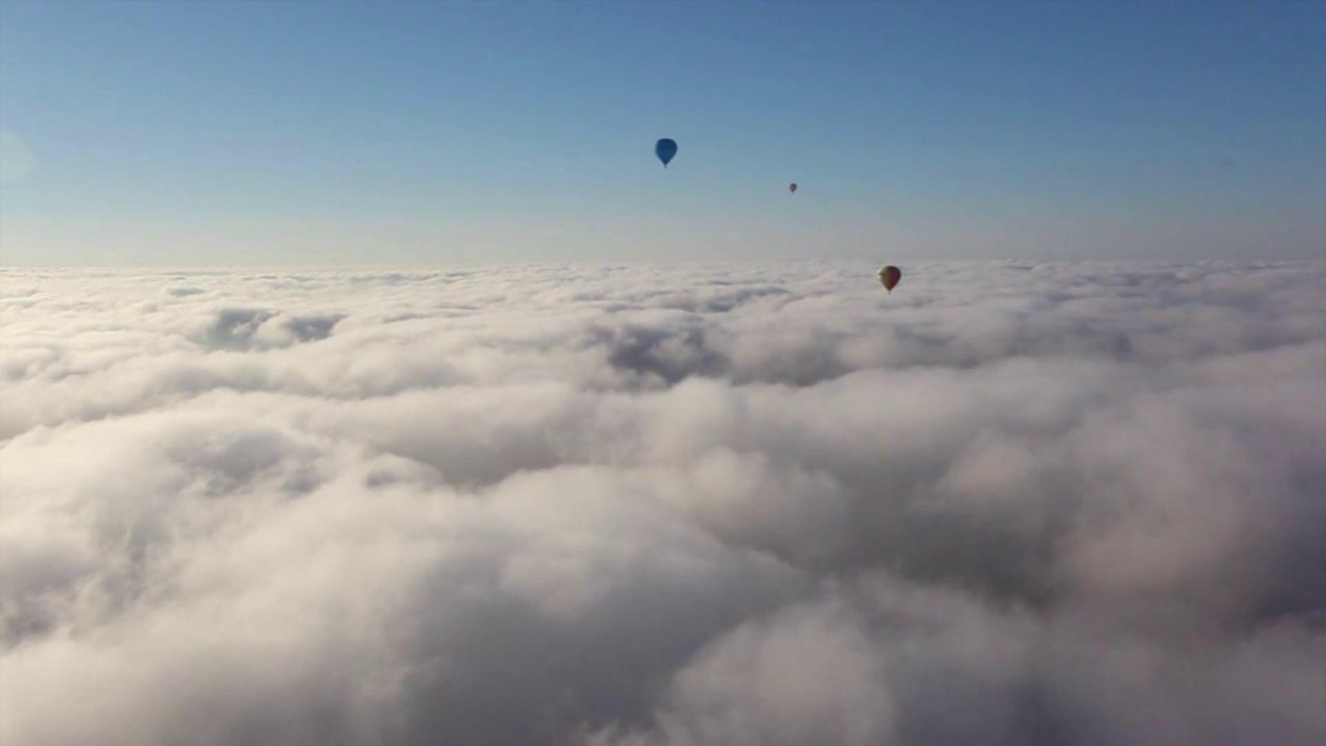 לגעת בשמיים Hot Air Balloon