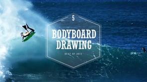 Bodyboard Drawing 5: Best of 2013
