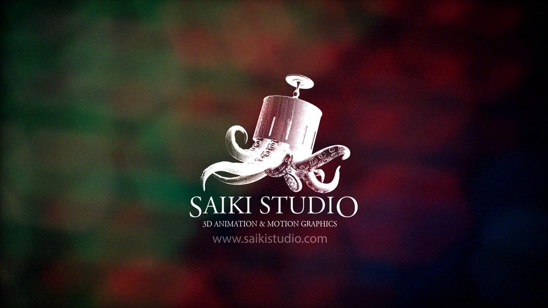 Saiki Studio Demo Reel