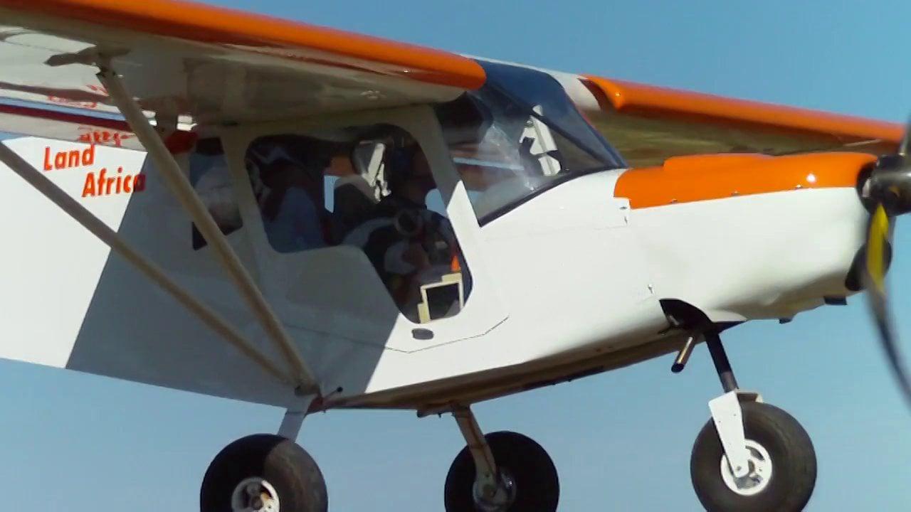 Comida y vuelos en Valle Ambles de Ávila el día 13-04-13