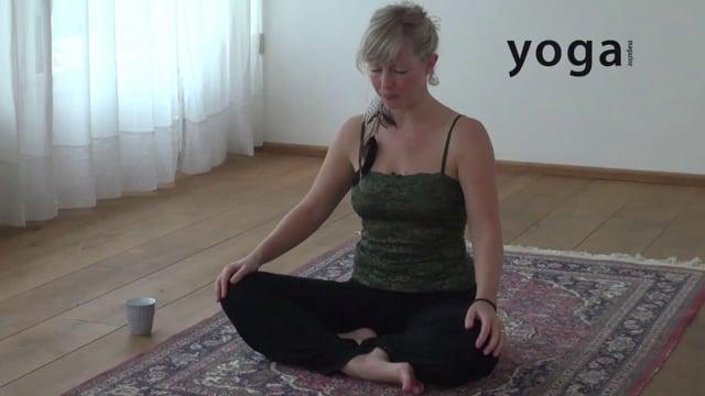 Yoga voor meditatie