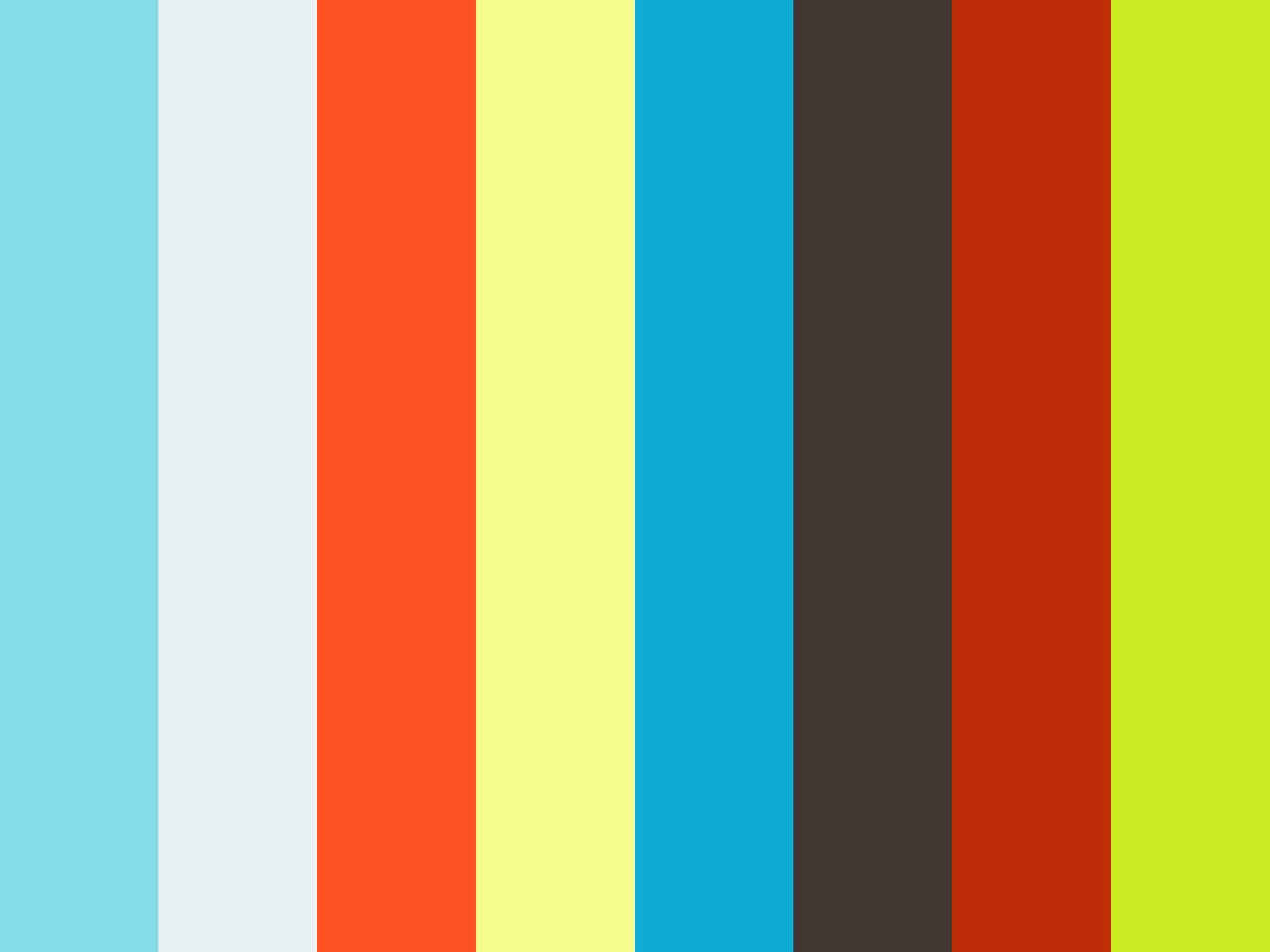 Camden Watches the Fish in Las Vegas
