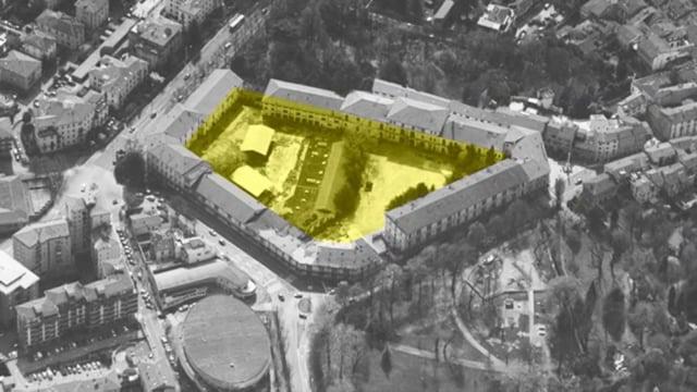 La Cittadella dell'Arte a Bergamo... si può fare!