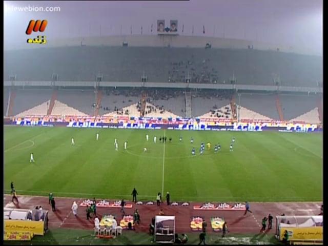 Esteghlal vs Esteghlal Khuzestan - FULL - Week 22 - 2013/14 Iran Pro League