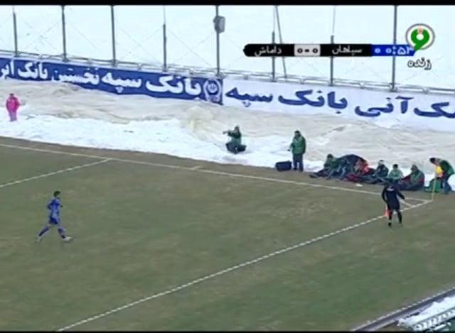 Sepahan vs Damash - FULL - Week 22 - 2013/14 Iran Pro League