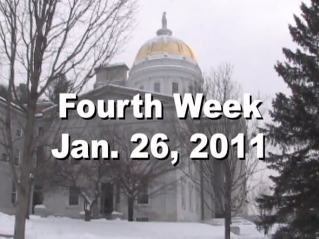 Under The Golden Dome 2011 Week 4