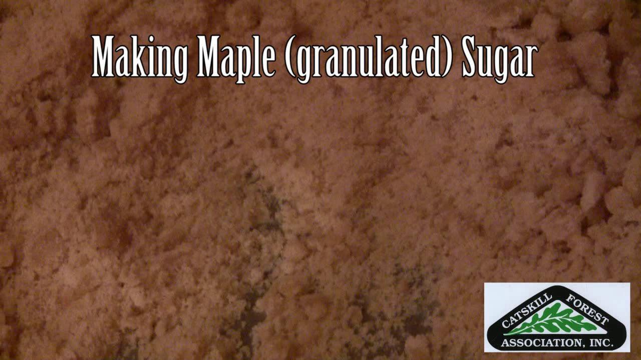 Maple Sugar 2013