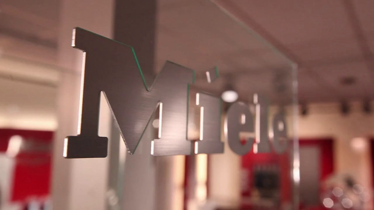 Welkom in het Miele Innovation Center